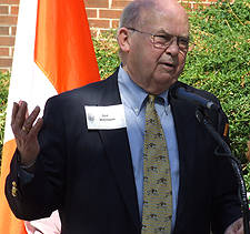 President Emeritus Joe Johnson