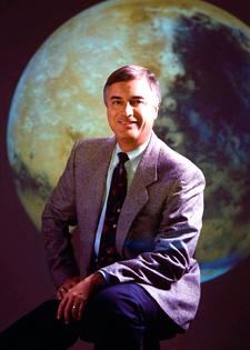 Chancellor's Professor Hap McSween Conquers Mars!