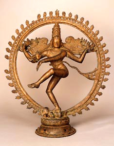 Shiva as Lord of the Dance