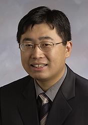 Here's our winner, Yanfei Gao!