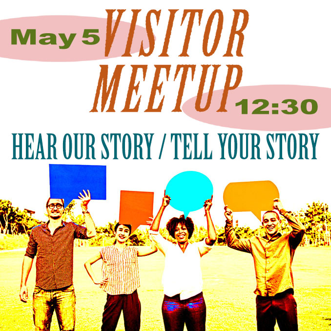 Visitor Meetup Ad