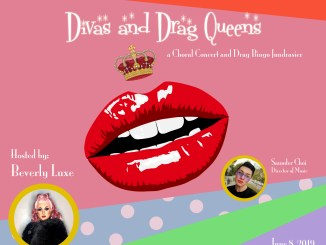 Divas and Drag Queens Choral Concert June 8