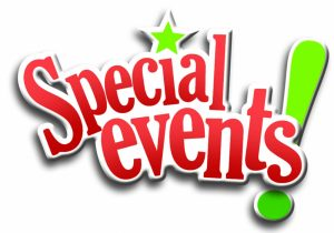 Special Events form