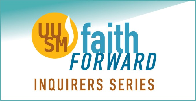2020 Faith Forward Inquirers Series