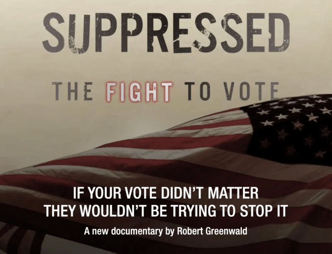 Suppressed:: The Fight to Vote