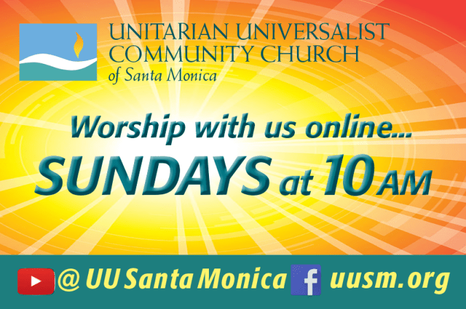 UUSM Sunday Services