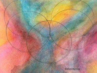 """Circles"" by Bettye Barclay"