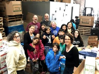 Working together to end hunger