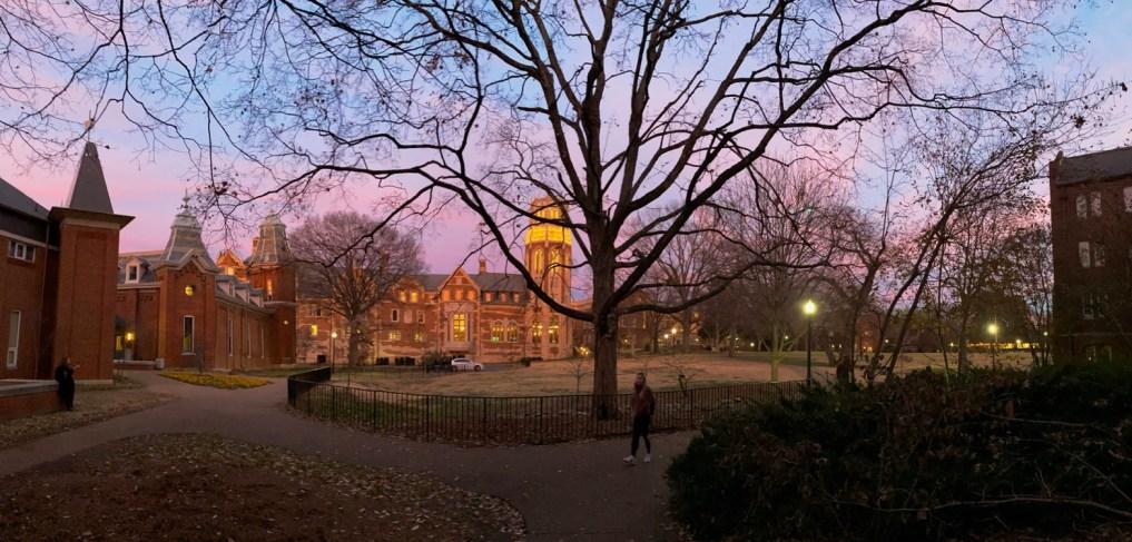 Campus shot, by Social 'Dore @kelllychang