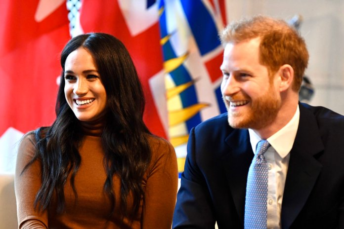 The Queen Gives Prince Harry and Meghan her Blessing