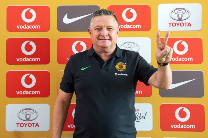 Gavin Hunt Named New Kaizer Chiefs Coach For the Next Three Seasons