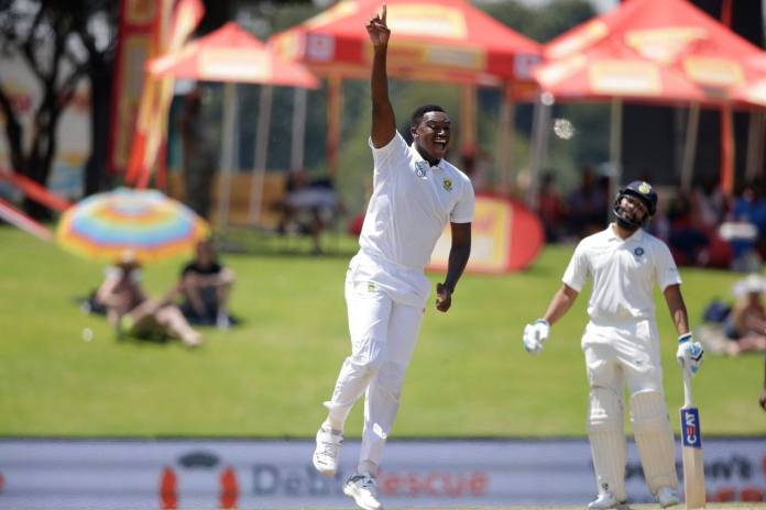 Lungi Ngidi Becomes First Cricketer to Join Jay-Z's Global Sports Agency