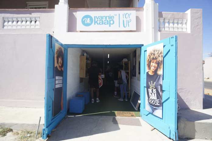 Vannie Kaap launches new pop-up store in Malmesbury