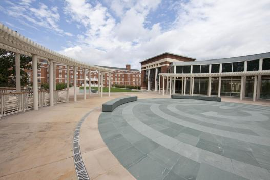 Image result for uva nau hall terrace