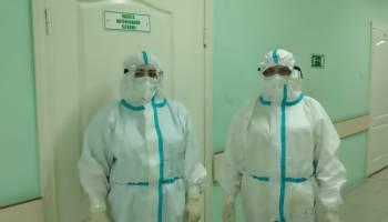 ковидный госпиталь в марксе закрыт - новости маркса