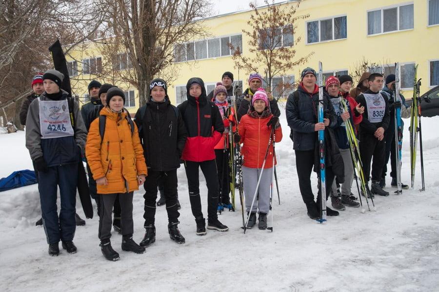 лыжня россии 2021 - новости маркса - саратовская область
