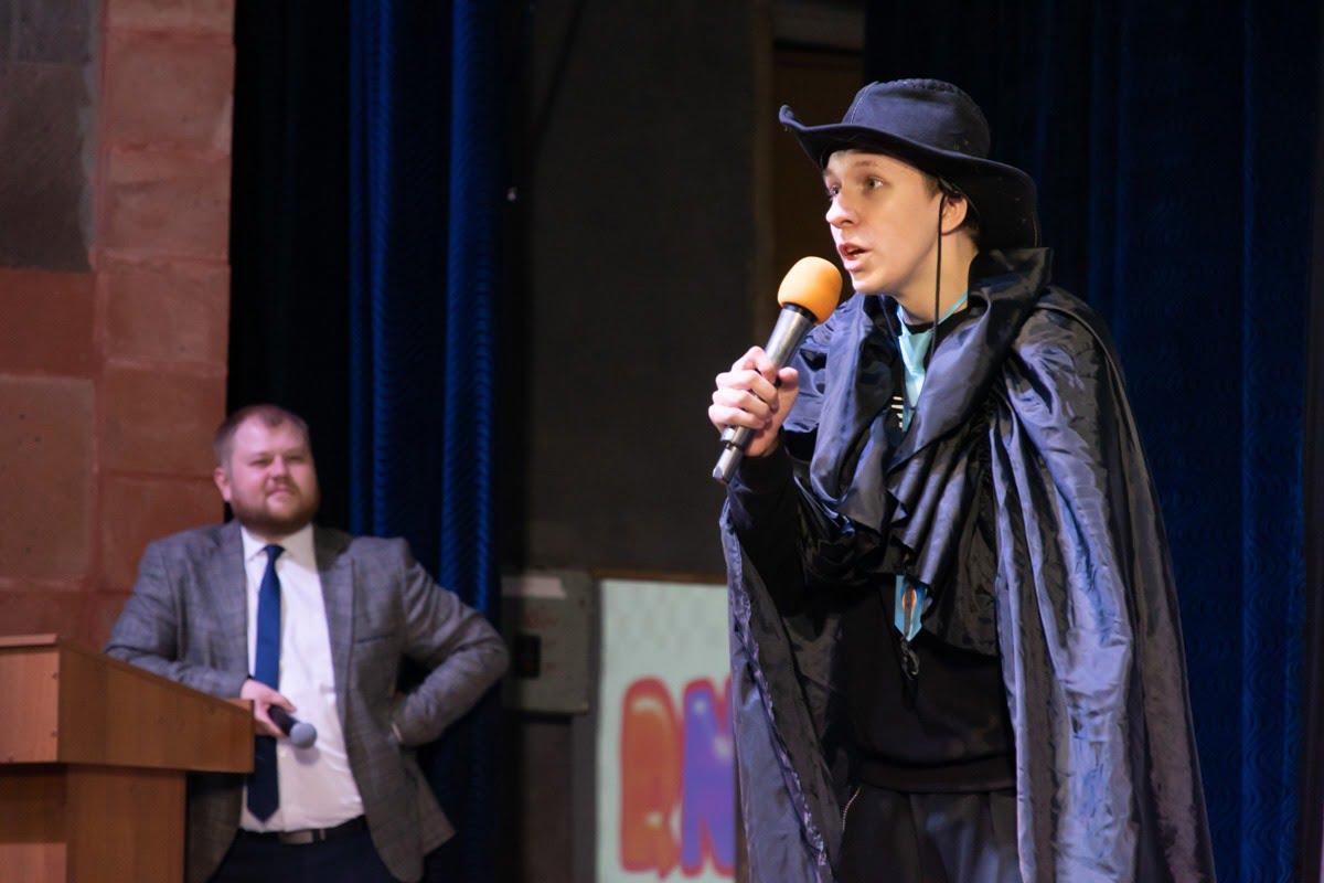 квн в марксе - новости город маркс