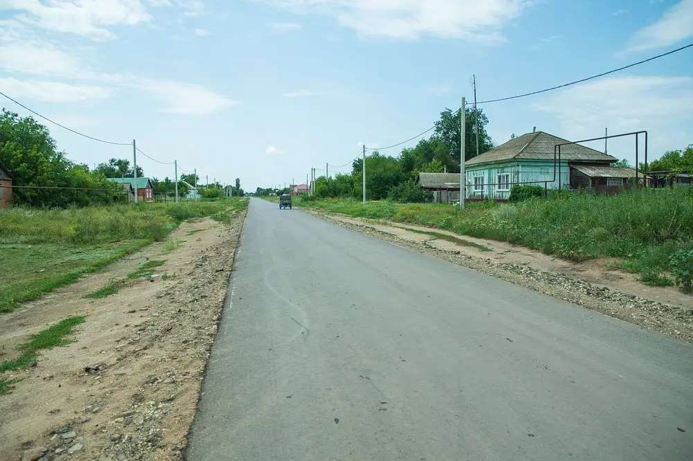 3000 рублей на каждого жителя будет направлено дополнительно на сельские дороги - ремонтдорог в марксе