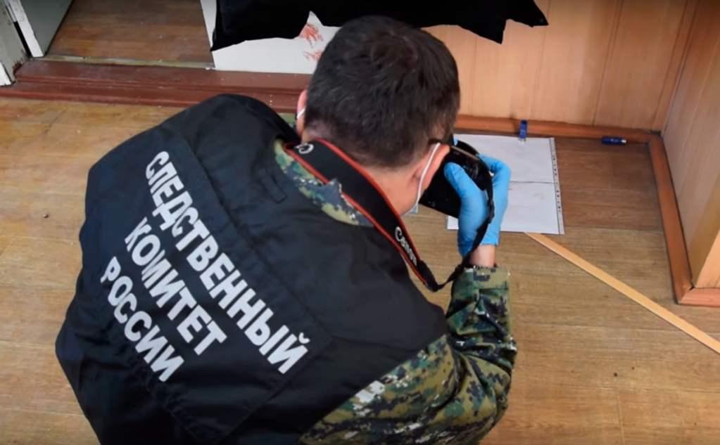 В Марксовском районе нашли труп женщины с подбитым глазом