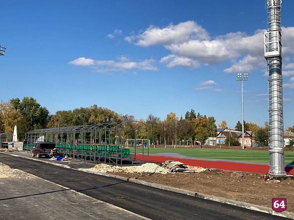 Губернатор потребовал завершить реконструкцию стадиона к ноябрю