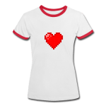 Voxel Records 8-bit Love T-Shirt