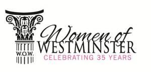 Women of Westminster logo WOW