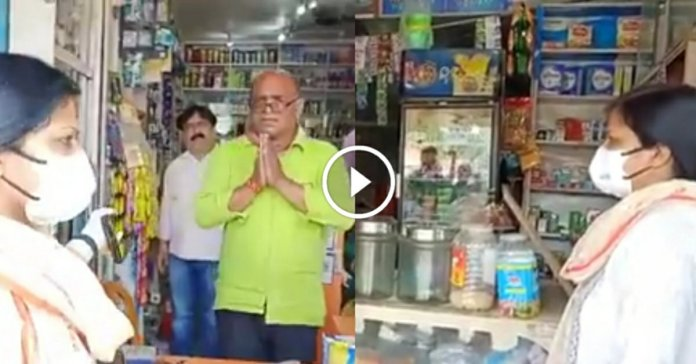Lucknow SDM Pallavi Mishra goes undercover to find out rates in local market