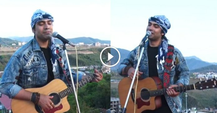 Jubin Nautiyal Live music concert on Facebook and Youtube amid India Lockdown