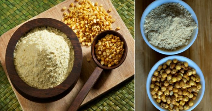 know the benifits of sattu flour and how to make it from gram