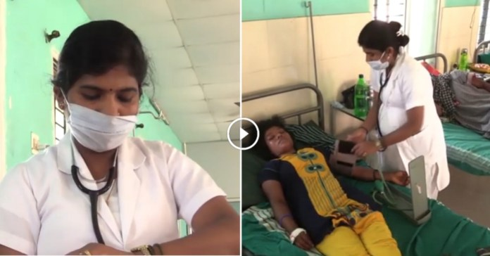 Rupa Praveen Rao : A story about a pregnant lady who serves COVID-19 patients daily