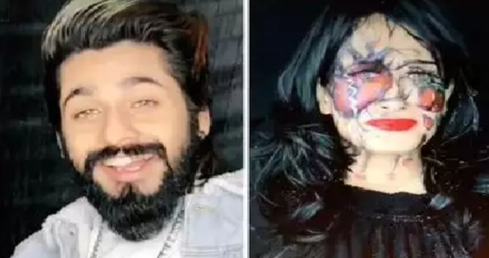 Tik Tok : Faizal Siddiqui apologized for creating a video on acid attack