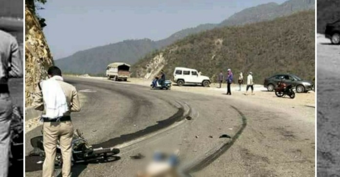 Uttarakhand Accident: 1 died in a bike truck collision on Badrinath National Highway