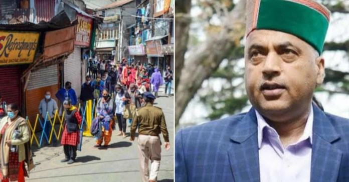 Lockdown in Himachal will not extent in State, says CM Jairam Thakur