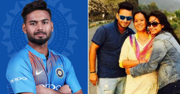 Rishabh Pant : Young man made serious Allegations against Cricketer mother and sister