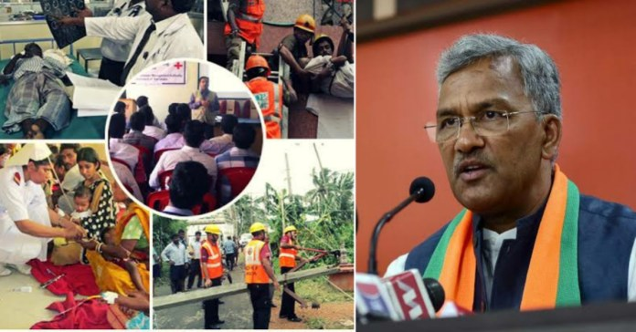 Uttarakhand news : Chief Minister has given order to teach disaster management lesson one day a week