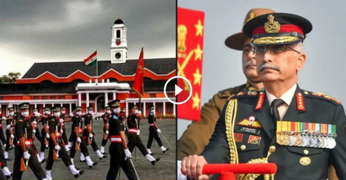 IMA Passing Out Parade held amid Corona threat in Dehradun; 333 officers join Indian Army
