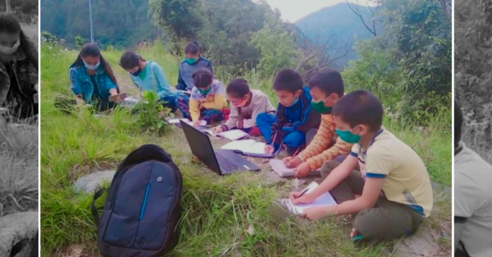 Online Study of Students in Uttarakhand suffers due to poor internet connectivity