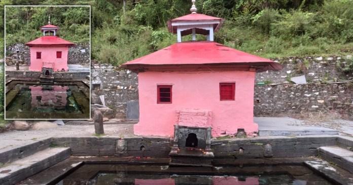 Gangani: The Holy Confluence Where Yammuna, Ganga meet before Prayagraj