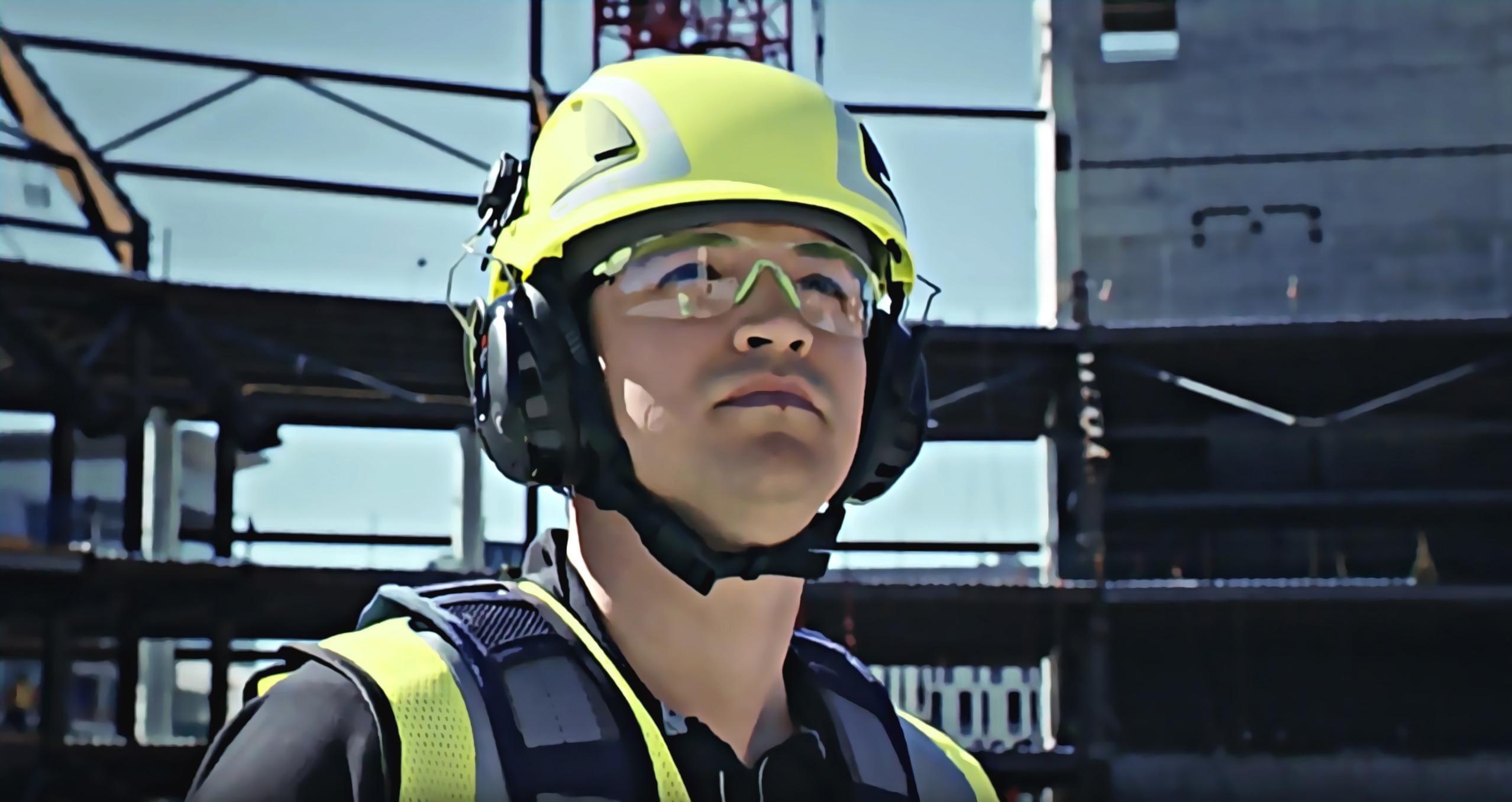 Safety Helmets Vs Hard Hats White Cap News