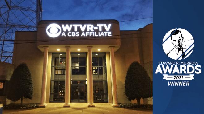 WTVR murrow awards