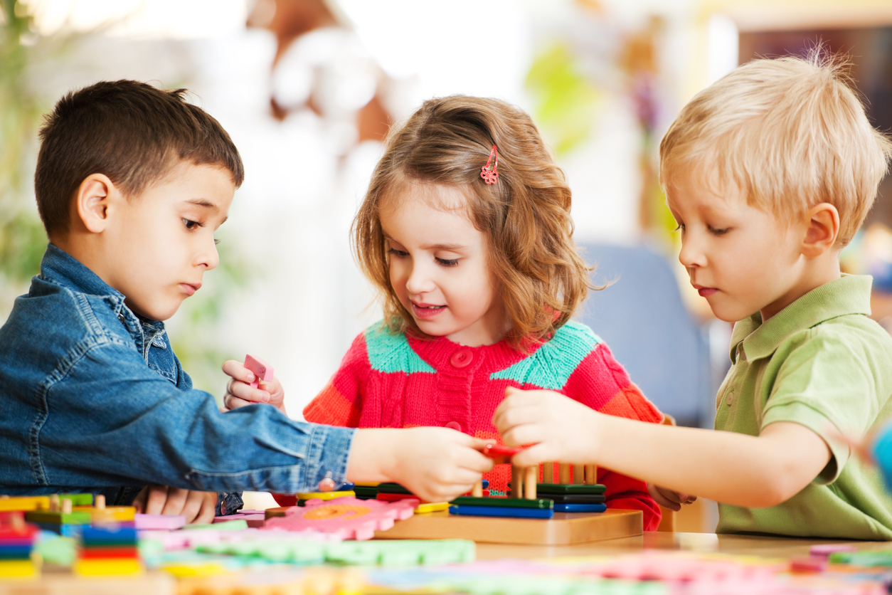 Young Children S Spatial Talk Predicts Their Spatial Abilities