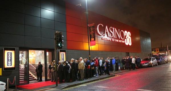 TCSJohnHuxley delivers for new Casino 36 in Wolverhampton
