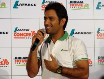 I learnt a lot from Sachin, says Dhoni