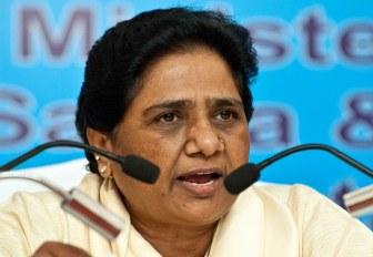Congress policies to be blamed for loss, says Mayawati