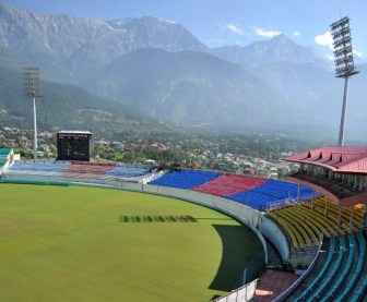 It's not all about cricket in Dharamshala this weekend