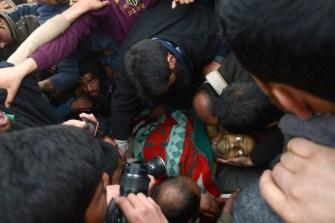 Curfew in Srinagar after man's death in firing