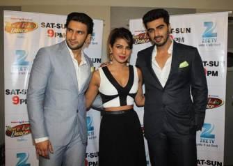 Priyanka calls Ranveer 'energizer bunny'