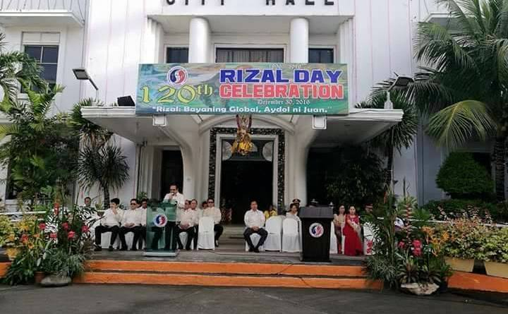 120 Rizal Day celebration in Surigao City