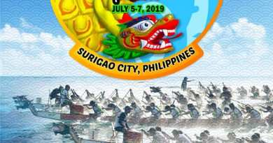 2nd Surigao International Dragon Boat Festival