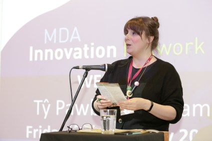 MDA Event at Ty Pawb
